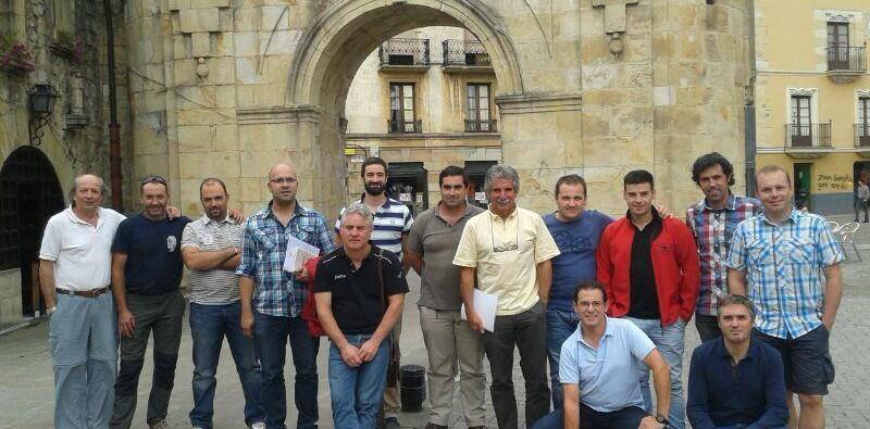 Asistentes Jornada de Trabajo de la comision de Jueces del CCBP