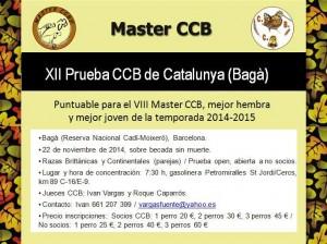 XII Prueba CCB de Cataluña (Bagà)